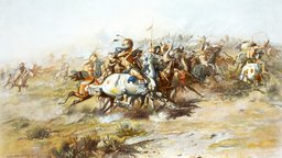 Greasy Grass: Custer's Last Stand—1876